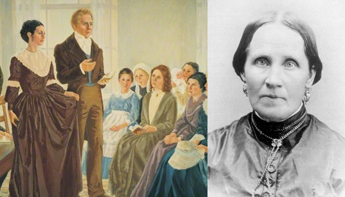 Joseph Smith e la poligamia mormone