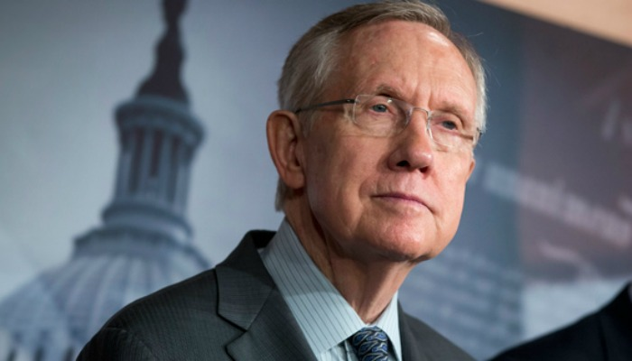US-Senator-Democratic-Leader-Harry-Reid