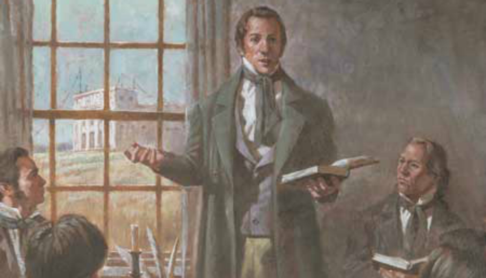 Il sermone perduto di Joseph Smith