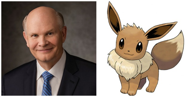 Anziano Dale G. Renlund - Eevee