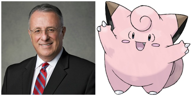 Anziano Ulisses Soares - Clefairy